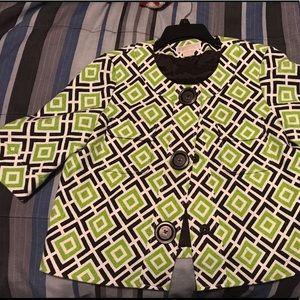 Michael Kors Light Jacket Half Sleeve Large